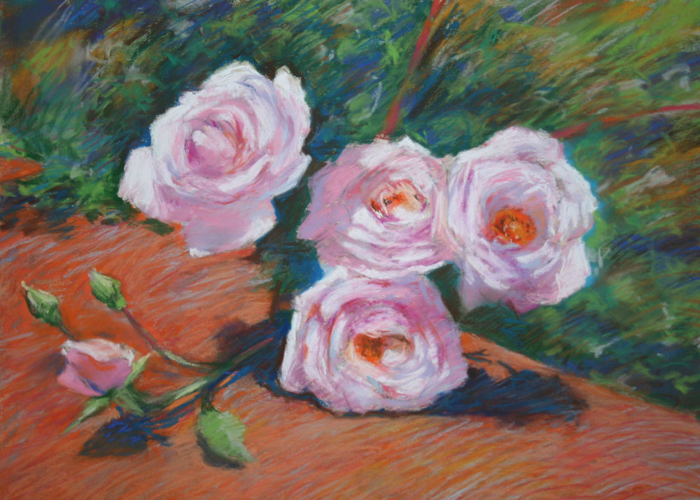 Pink Roses (SOLD)