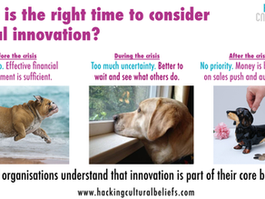 When is the right time to consider radical innovation?