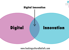 Is our obsession with digital technology coming in the way of innovation?