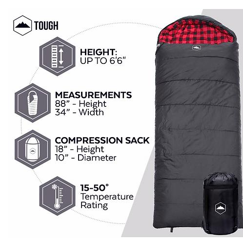 Sleeping Bag XL 15-50