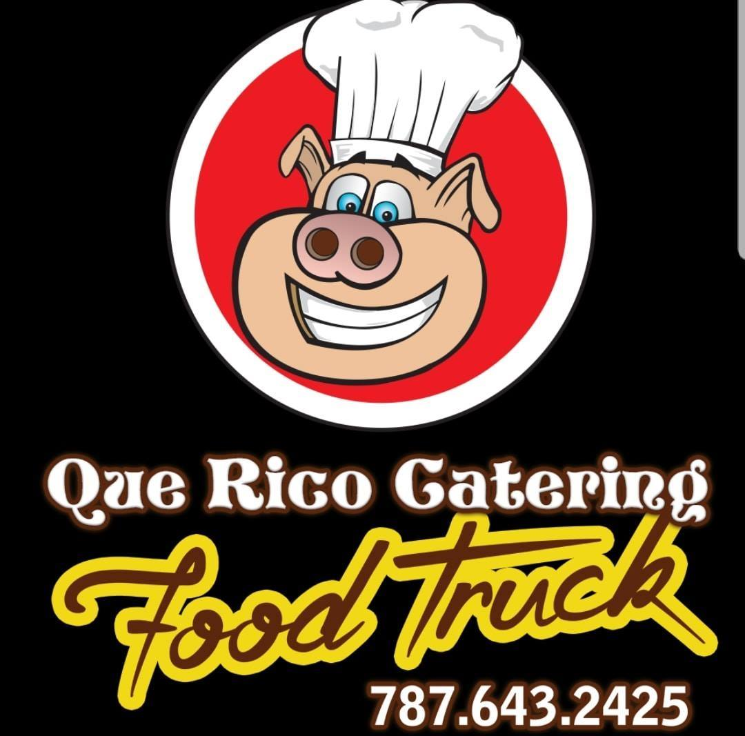 Que Rico Catering | Food Trucks PR | Gastronomia Urbana Movil | GUMPR