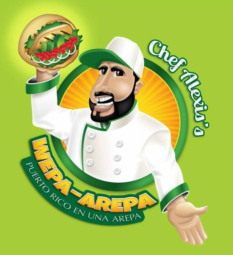 Wepa Arepa | Food Trucks PR | Gastronomia Urbana Movil | GUMPR