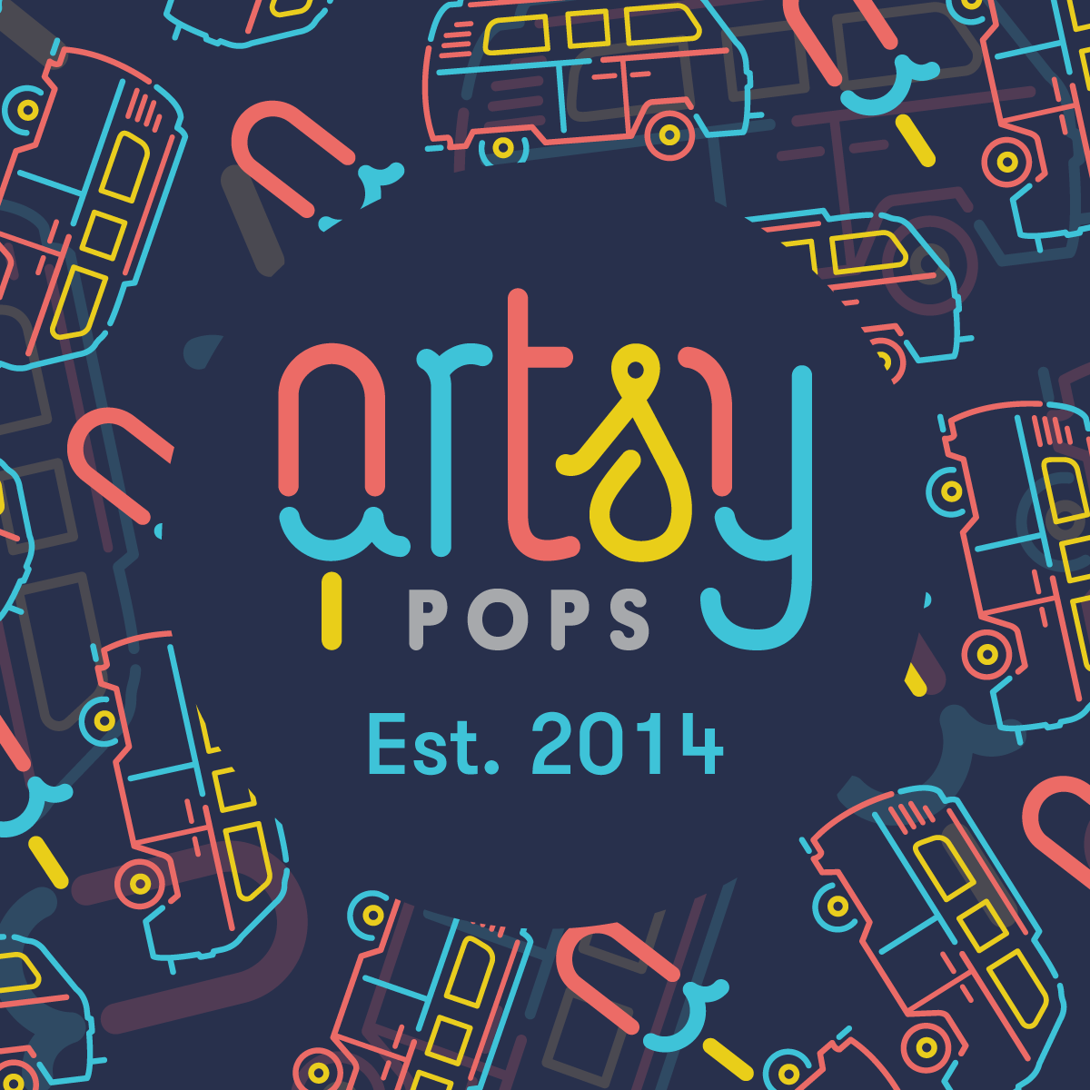 Artsy Pops | Food Trucks PR | Gastronomia Urbana Movil | GUMPR