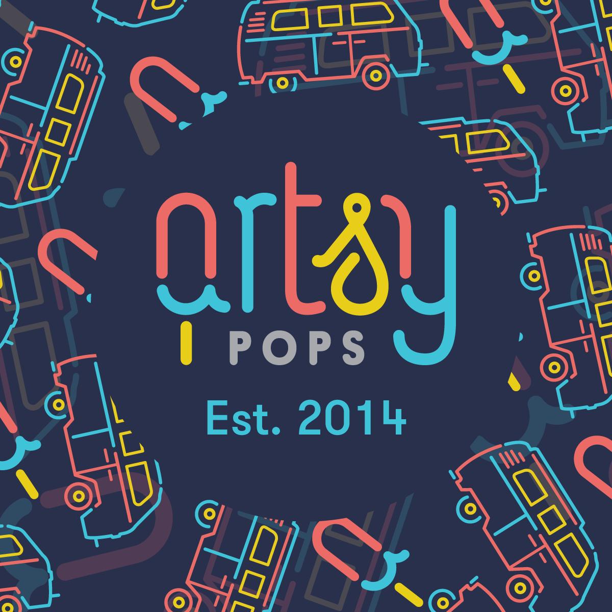 Artsy Pops   Food Trucks PR   Gastronomia Urbana Movil   GUMPR