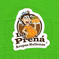 La Preñá | Food Trucks PR | Gastronomia Urbana Movil | GUMPR