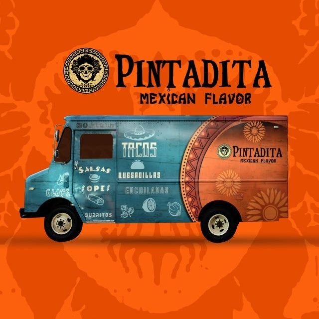 Pintadita | Food Trucks PR | Gastronomia Urbana Movil | GUMPR