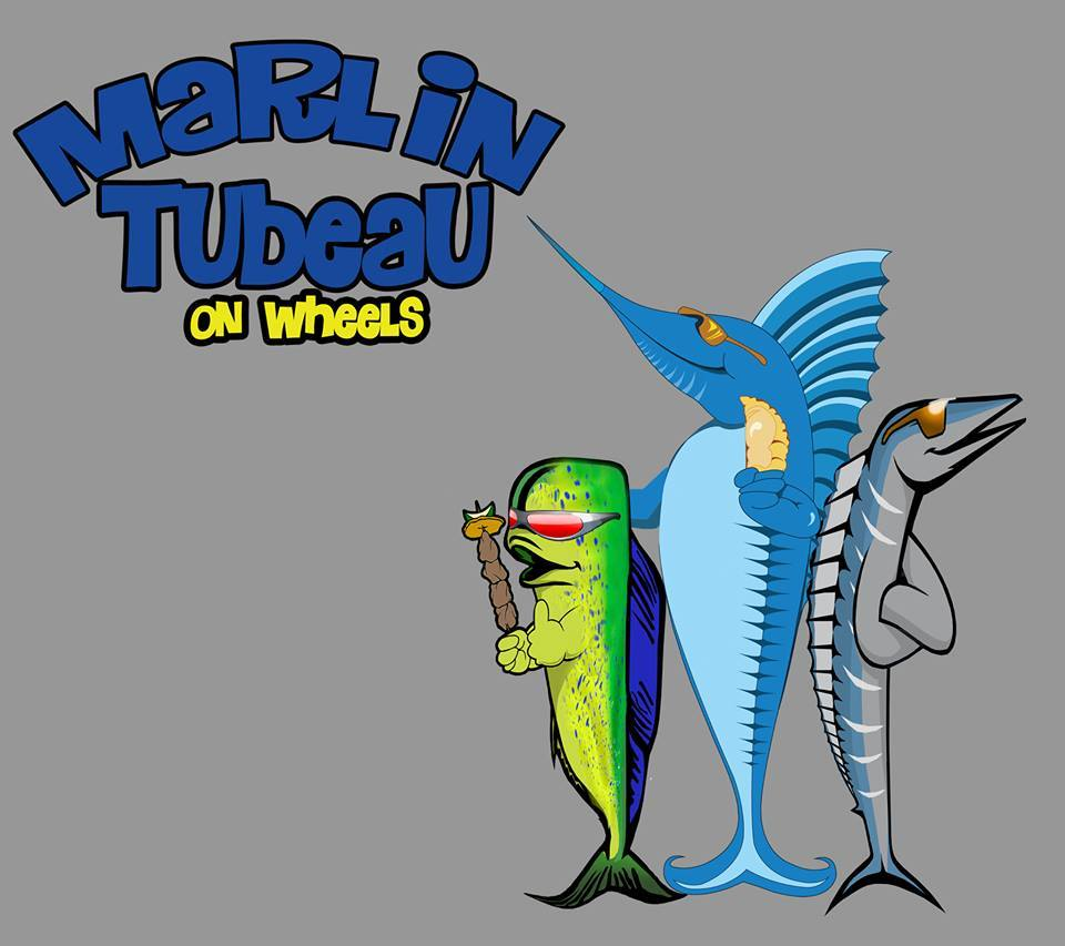 Marlin Tubeau on Wheels