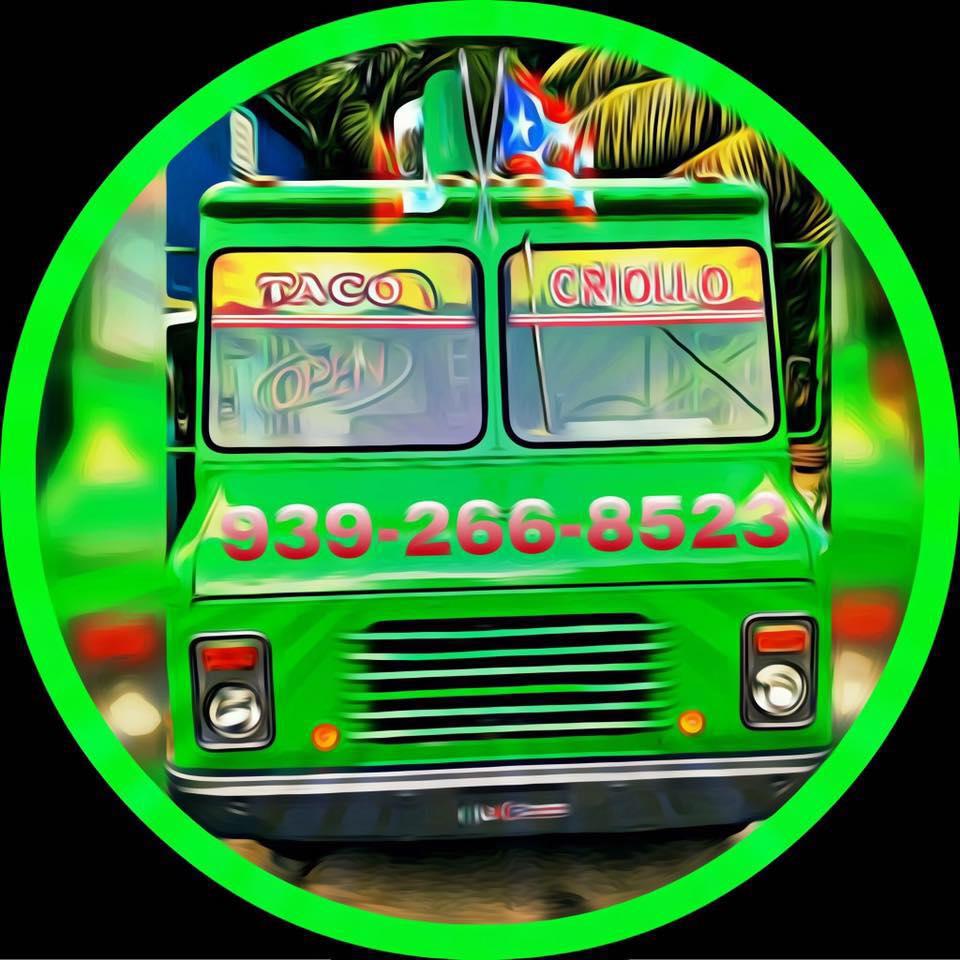 Taco Criollo   Food Trucks PR   Gastronomia Urbana Movil   GUMPR