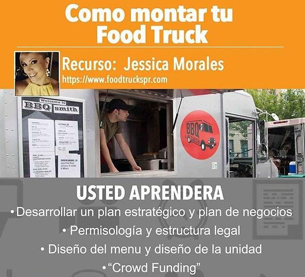 Como Montar Tu Food Truck | Gastronomia Urbana Movil | GUMPR
