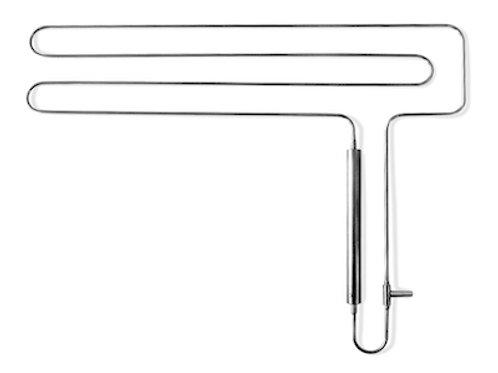 КТТ 06 тепловая трубка тип а) 300 мм тип б) 350 мм тип с) 400 мм до 140 Вт