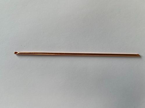 тепловая трубка d 4 мм, L 200 мм, до 20 Вт