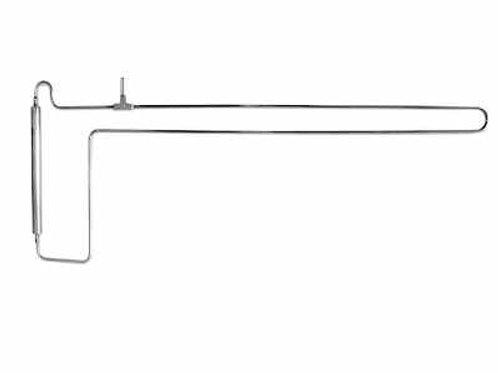 КТТ 04 тепловая трубка тип а) 300 мм тип б) 350 мм тип с) 400 мм до 120 Вт