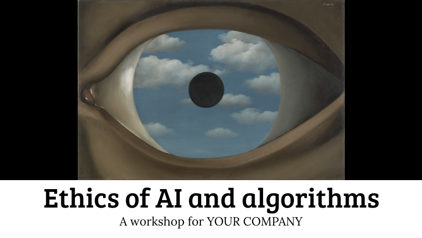 Ethics of AI and Algorithms