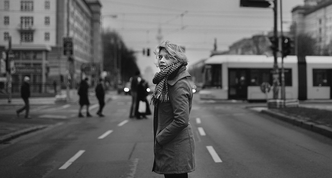 Alice Thwaite in Berlin