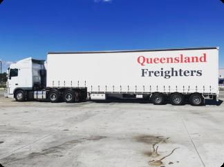 QF National pallet freight company, australian pallet freight, courier service,  interstate freight company