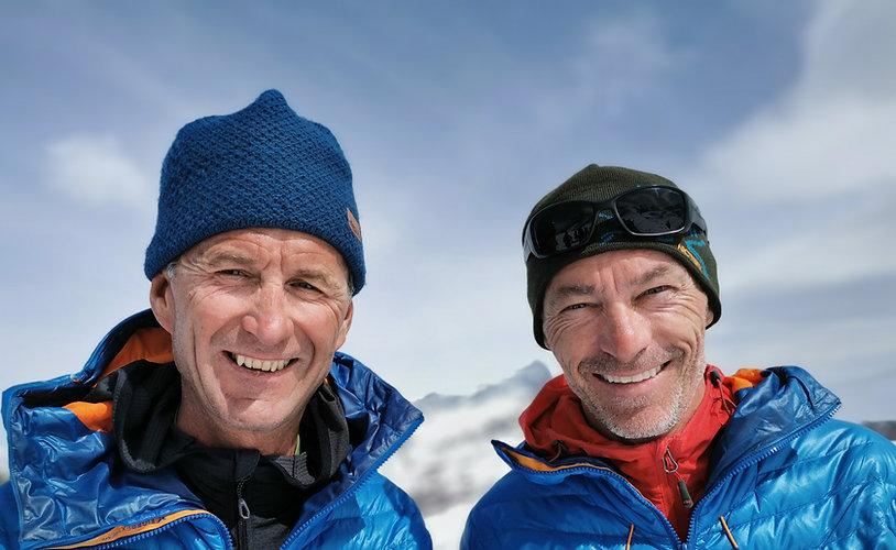 Bergführer Team von Zermatt Mountainguide - André & Klaus