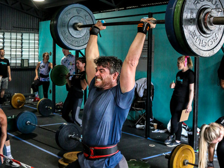 WOD Tuesday 15th June
