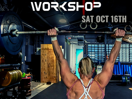 WOD Tuesday 28th September