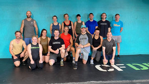 WOD TUESDAY 19th OCTOBER