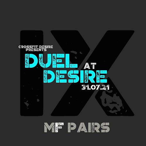 Mixed Pairs- Duel at Desire