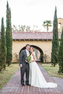 Mr. & Mrs. Brumfield