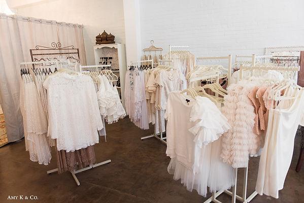 Bridal Botique Clothes