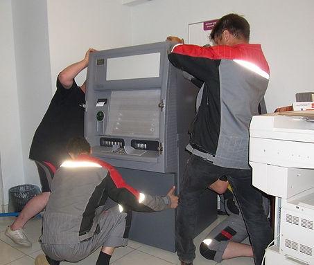 перевозка банкоматов в королеве недорого