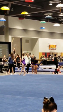 Addi floor routine charity choice