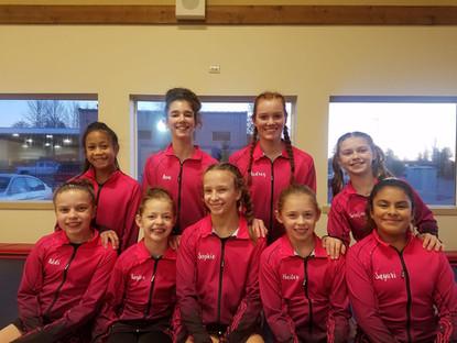 2018-2019 Junior Olympic Team