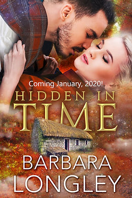 author Barbara Longley Hidden in Time