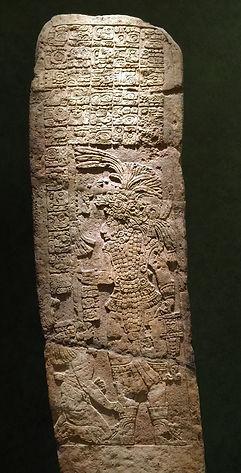 DONE Natl Anthropol Museum, Maya stela.j