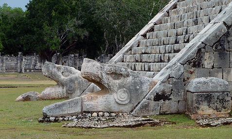 Chichen Itza, Temple of Kukulcan (El Cas
