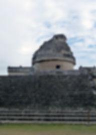 Chichen Itza, Observatory copy.JPG
