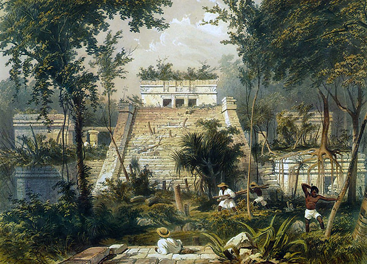 Catherwood's Temple, at Tulum.jpg