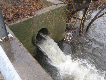Legislators Cosponsor Sewage Pollution Notification Bill