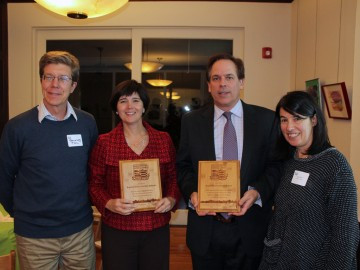 Legislators, Kerry Mackin honored at Annual Meeting