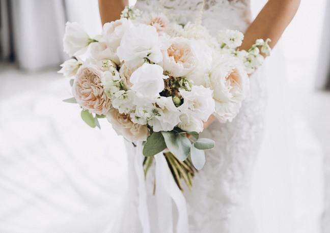 White David Austin Roses Bridal Bouquet.jpg