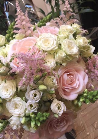 The Landmark Hotel Wedding Flowers by London Flower Studio