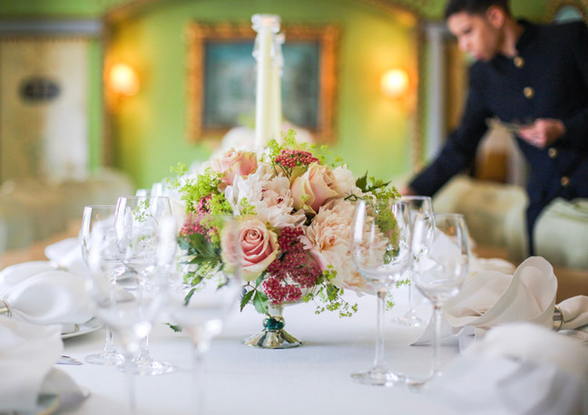 The Dorchester Hotel Luxury Wedding Flowers. Wedding Florist London