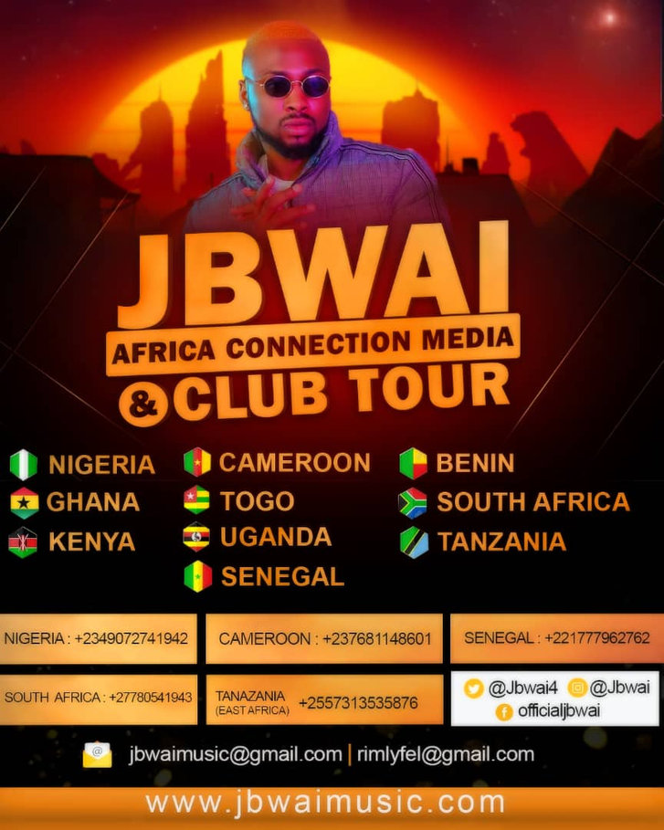 JBWAI AFRICA CONNECTION MEDIA AND CLUB T