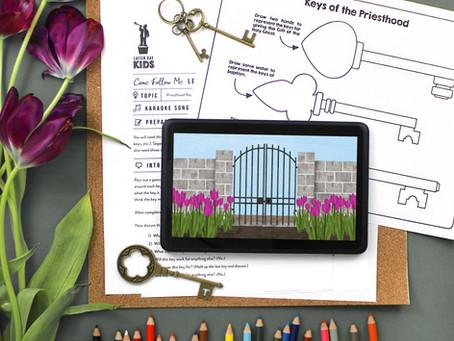 Priesthood Keys: February 8th-14th