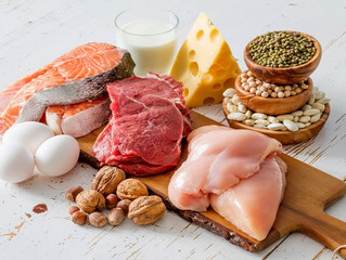 Fast track to Proper Protein Intake!