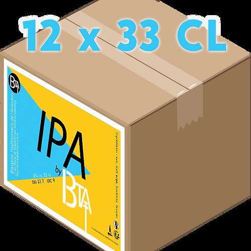 Carton - IPA by BTA 33 CL x 12