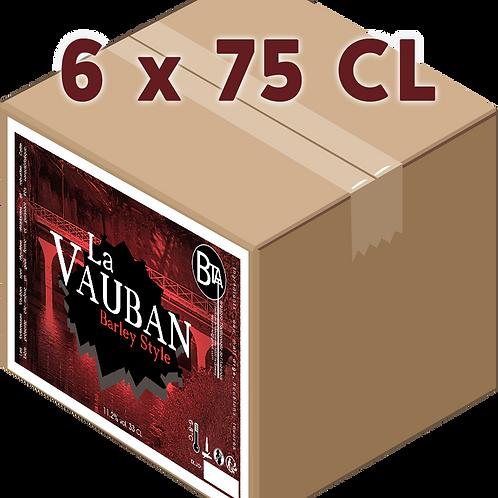Carton - La Vauban 75 CL x 6