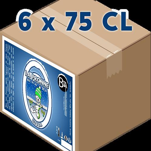 Carton - Pronne Hiver 75 CL x 6