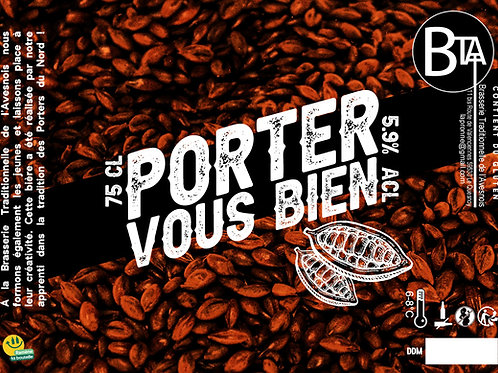 Porter Vous Bien 75 CL