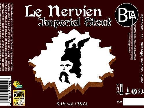 Le Nervien Imperial Stout 75 CL