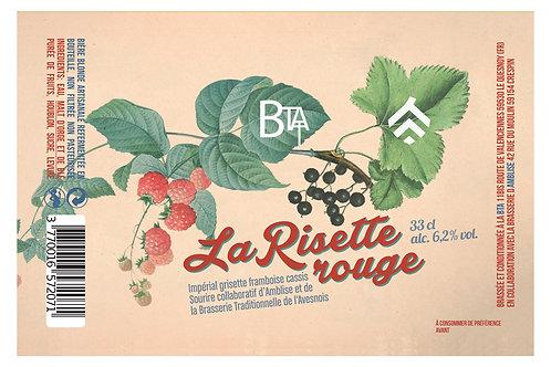 La Risette Rouge 33 CL