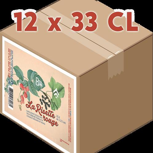 Carton - La Risette 33 CL x 12