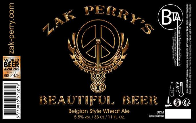 Zak Perry's Beautifull Beer